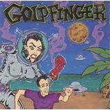 Cd   Goldfinger   1996   Minds Eye   Mojo   Importado