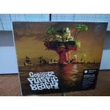 Cd   Gorillaz    Plastic Beach   Lacrado