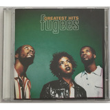 Cd   Greatest Hits Fugees   Sem Riscos
