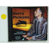 Cd   Harry Pickens   Live At The Stem Concert Hall   Importa