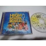 Cd   High School Musical 2   Trilha Sonora Do Filme