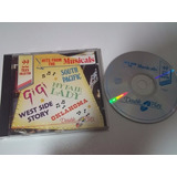 Cd   Hits From The Musicals Gigi South Pacific Oklahoma West