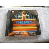 Cd   Hooked On Themes 16 Temas De Filmes E Musicais