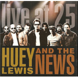Cd   Huey Lewis And The News   Live At 25   2005