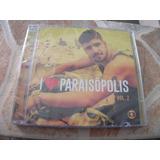 Cd   I Love Paraisopolis Nacional Volume 2 Novela Globo 2015