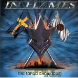 Cd   In Flames   The Tokyo Showdown Live Japan 2000  Lacrado