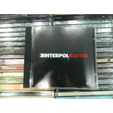 Cd   Interpol   Antics