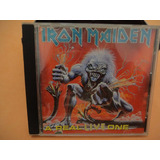 Cd   Iron Maiden   A Real Live One    Original