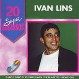 Cd   Ivan Lins   20 Super Sucessos   Lacrado