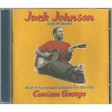 Cd   Jack Johnson   And Friends   Lacrado