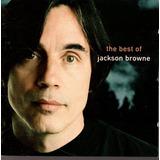 Cd   Jackson Browne   The Best Of   Lacrado