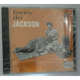 Cd   Jackson Do Pandeiro   Forró   Sebo Refugio Cultural