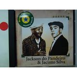 Cd   Jackson Do Pandeiro E Jacinto Silva   Brasil Popular