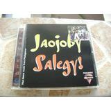Cd   Jaojoby Salegy Dance Music From Madagascar