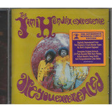 Cd   Jimi Hendrix Experience   Are You Experienced   Imp