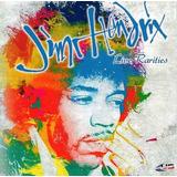 Cd   Jimi Hendrix Live Rarities