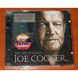 Cd   Joe Cocker   The Life Of A Man   Duplo