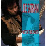 Cd   Joe Satriani   Not Of This Earth   Importado