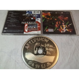 Cd   Joe Satriani Eric Johnson Steve Vai G3 Live In Concert