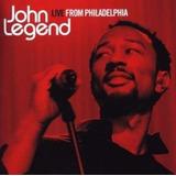 Cd   John Legend   Live From Philadelphia   Lacrado