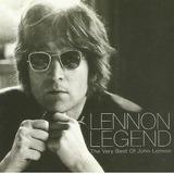Cd   John Lennon   Legend   The Very Best Of   Lacrado