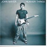 Cd   John Mayer   Heavier Things   Lacrado