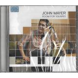 Cd   John Mayer   Room For Squares   Promocional   Lacrado