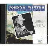 Cd   Johnny Winter   The Texas Tornado