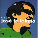 Cd   José Feliciano   The Best Of   Lacrado