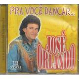 Cd   Jose Orlando   Pra Voce Dancar