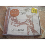 Cd   Joss Stone Water For Your Soul Album De 2015