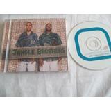 Cd   Jungle Brothers   Rock Pop Internacional