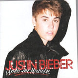 Cd   Justin Bieber   Under The Mistletoe   Lacrado