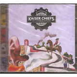 Cd   Kaiser Chiefs   The Future Is Medieval   Novo  Lacrado