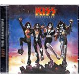 Cd   Kiss   Destroyer   Remasters Importado E Lacrado