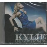 Cd   Kylie Minogue   Live From 02 Arena   Lacrado