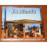 Cd   La Bionda   2 Lps Em 1 Cd   La Bionda   Bandido
