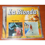 Cd   La Bionda   High Energy   I Wanna Be Your Lover