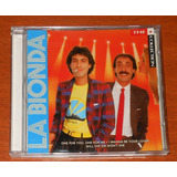 Cd   La Bionda   The Collection   Raro