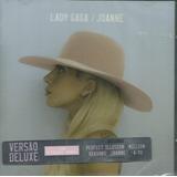 Cd   Lady Gaga   Joanne   Deluxe   Lacrado