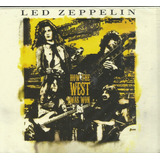 Cd   Led Zeppelin   How The West Was Won   Triplo Dig Lacrad
