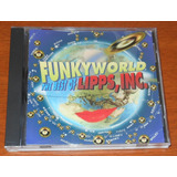 Cd   Lipps  Inc    The Best Of   Funky World
