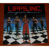 Cd   Lipps inc   Designer Music   Raro