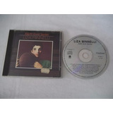 Cd   Liza Minnelli   A&m Gold Series   Blues E Jazz
