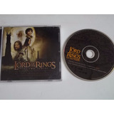Cd   Lord Of Rings The Two Towers   Senhor Dos Aneis Duas