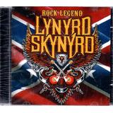 Cd   Lynyrd Skynyrd   Rock Legend   Lacrado