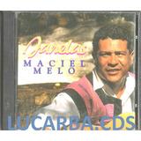 Cd   Maciel Melo   Janelas   Lacrado