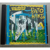 Cd   Mad Professor   Captures Pato Banton   Lacrado