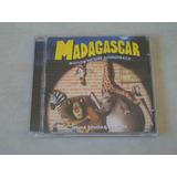 Cd   Madagascar   Trilha Sonora Do Filme