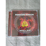 Cd   Mahavishnu Orchestra  whiskey A go go 72   Radio Shows
